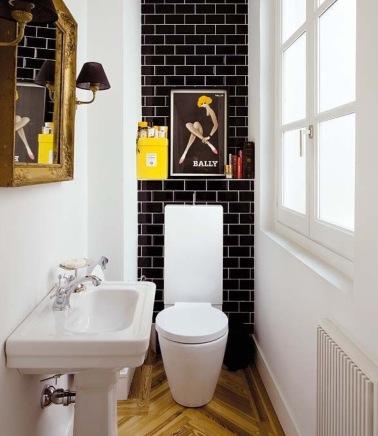 """Jugar con el diseño de los grifos es fundamental para este tipo de lavabos. Aportar un toque """"clásico"""" o """"retro"""" puede ser una buena opción."""