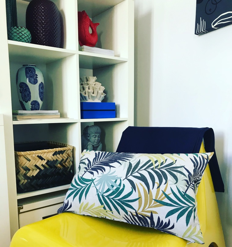 Funda GILLHOV estampado tropical - Ikea