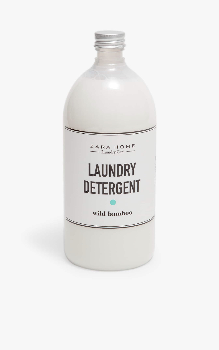 Detergente Ropa Wild Bamboo Zara Home