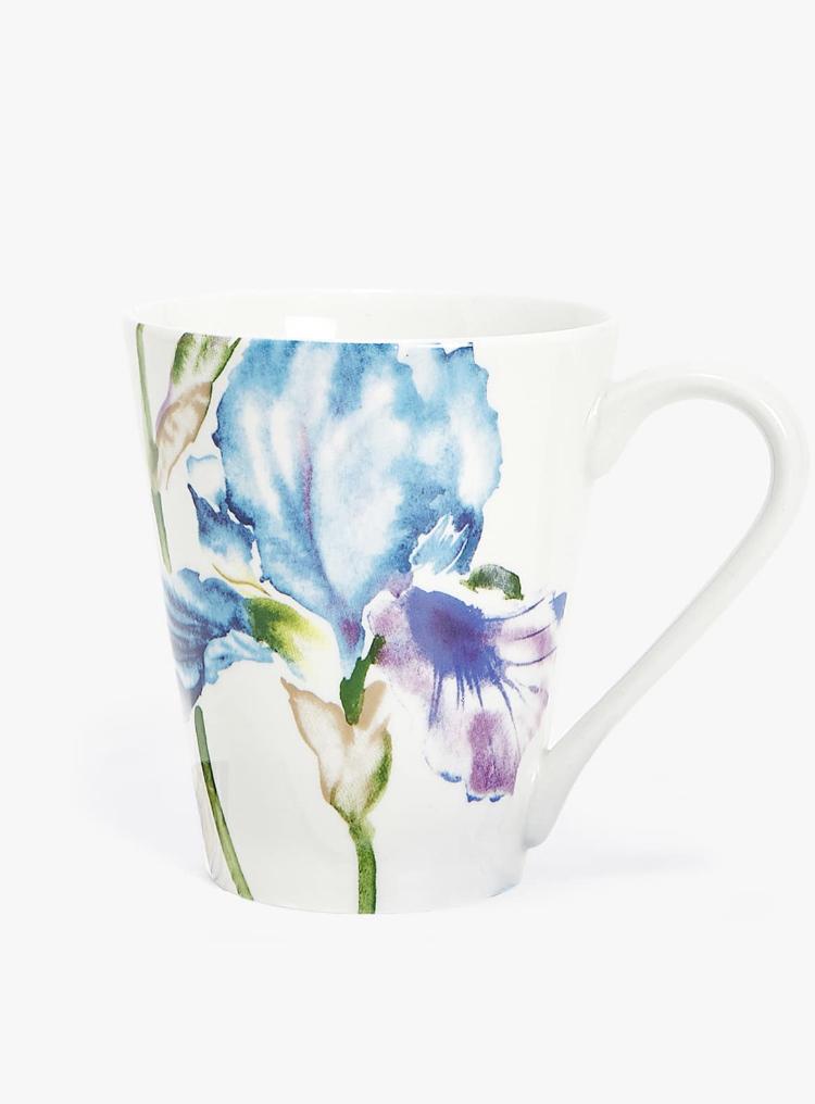 Taza Porcelana Floral Zara Home