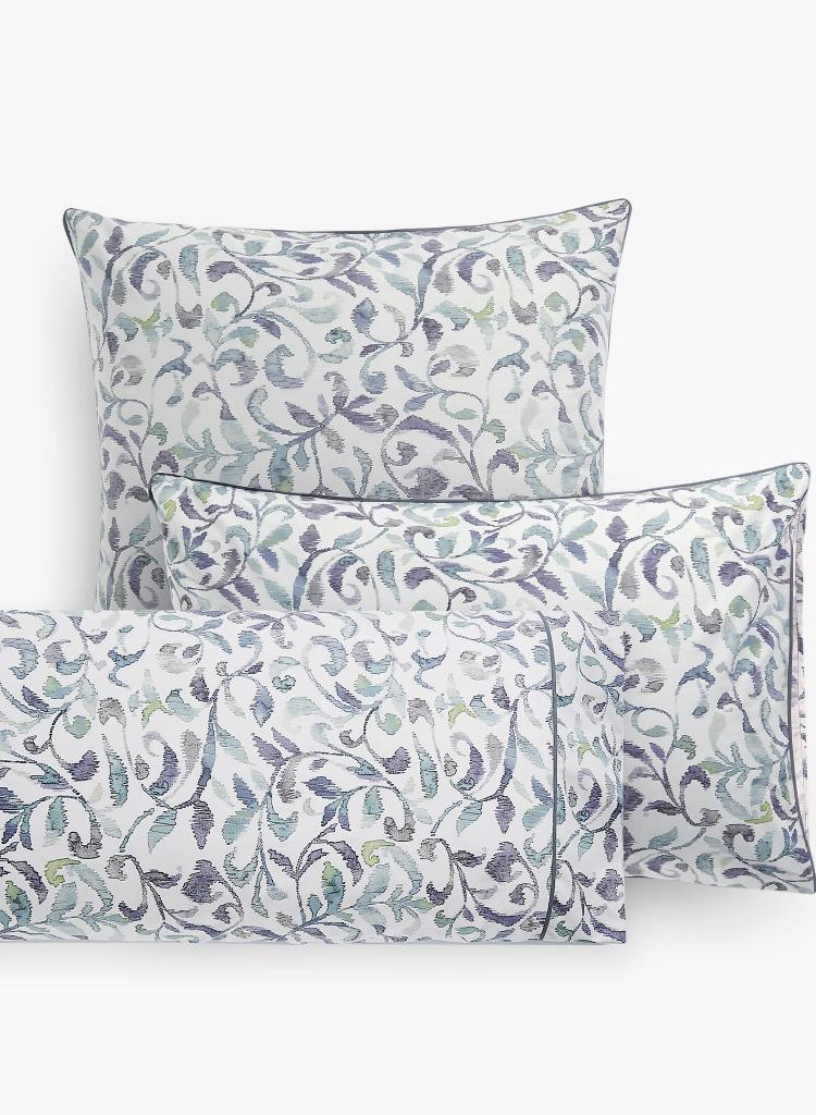 Fundas de almohada paisley ikat oversize - Zara Home