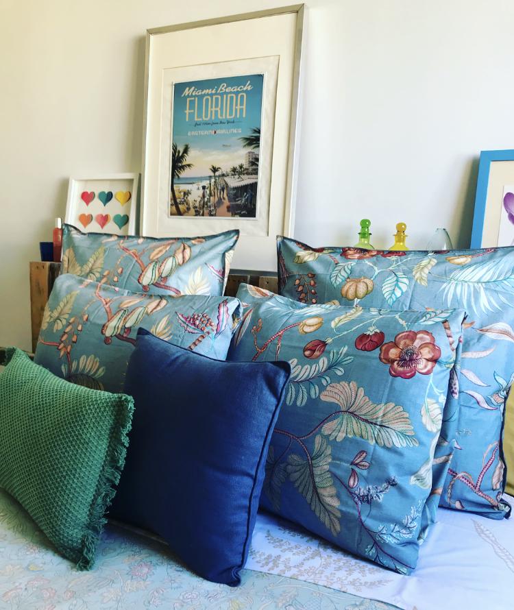 Funda Nordica Mariposas Zara Home.Motivos Florales Aquelles Petites Coses Bcn Blog De Inspiracion