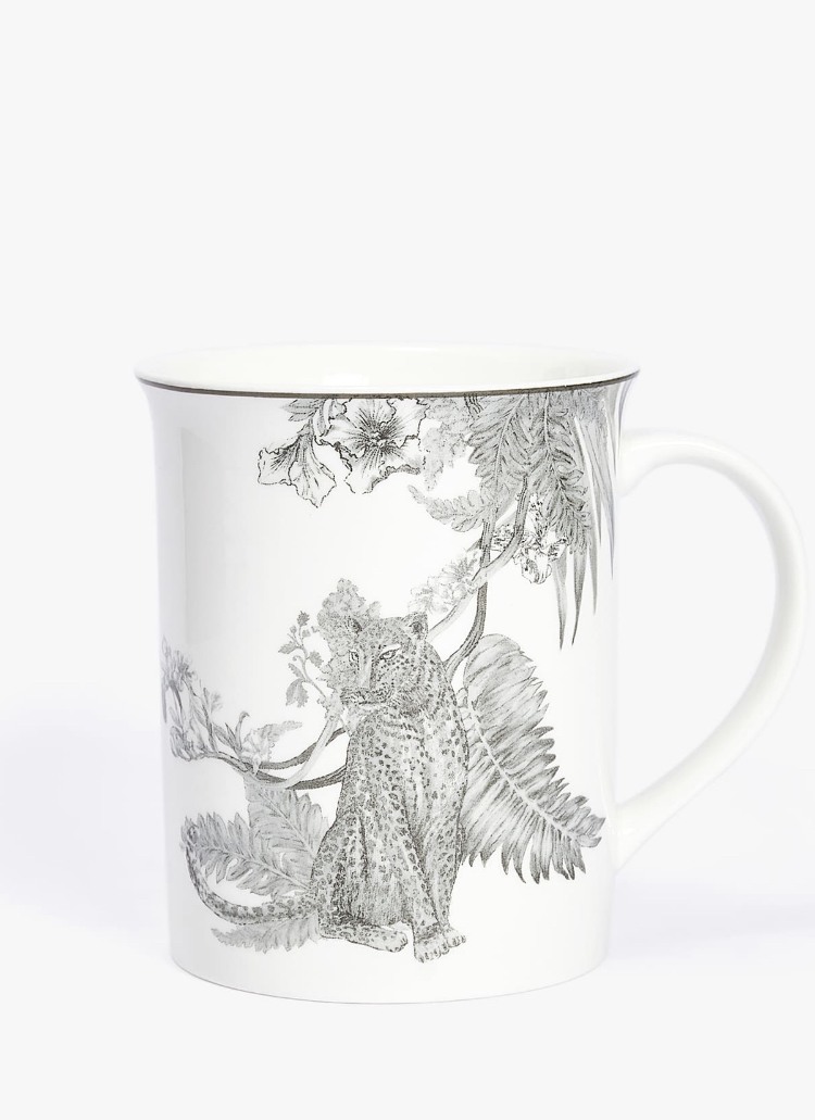 Taza Porcelana Bosque - Zara Home