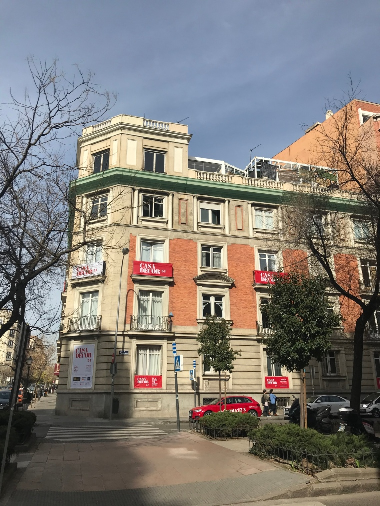 Casa Decor Madrid 2019 - Nuñez de Balboa, 86