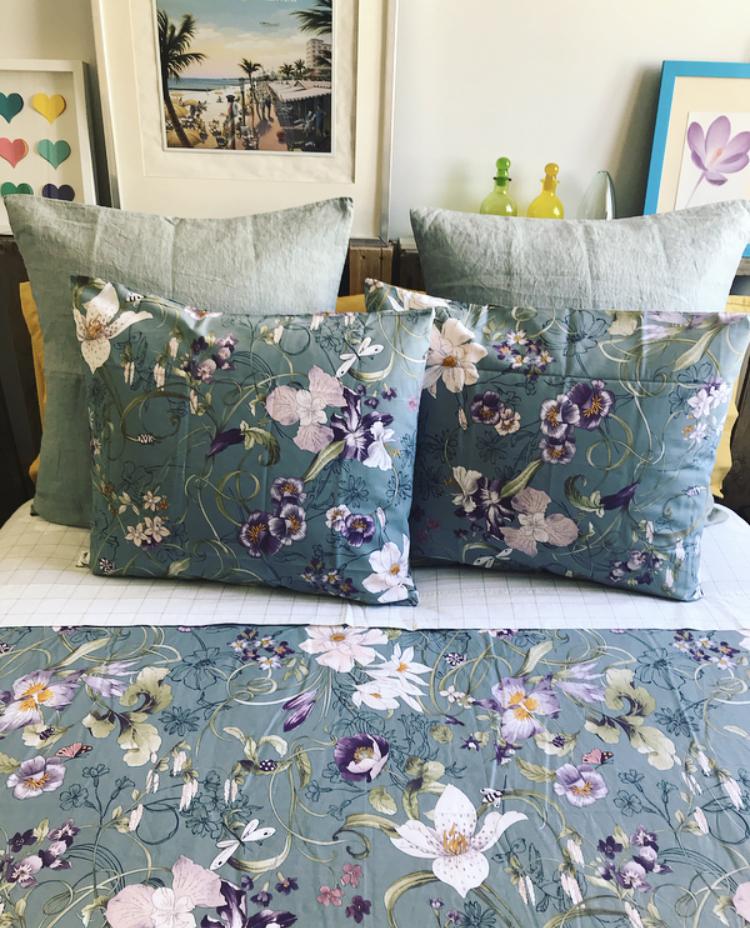 Estampados florales para tu dormitorio