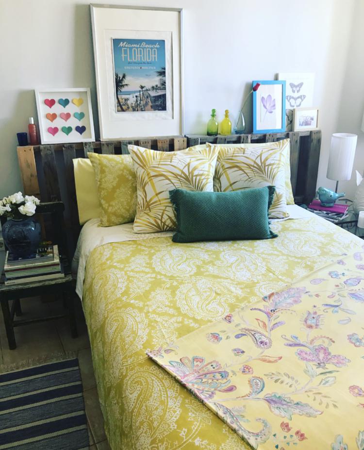 La fuerza del amarillo en tu dormitorio