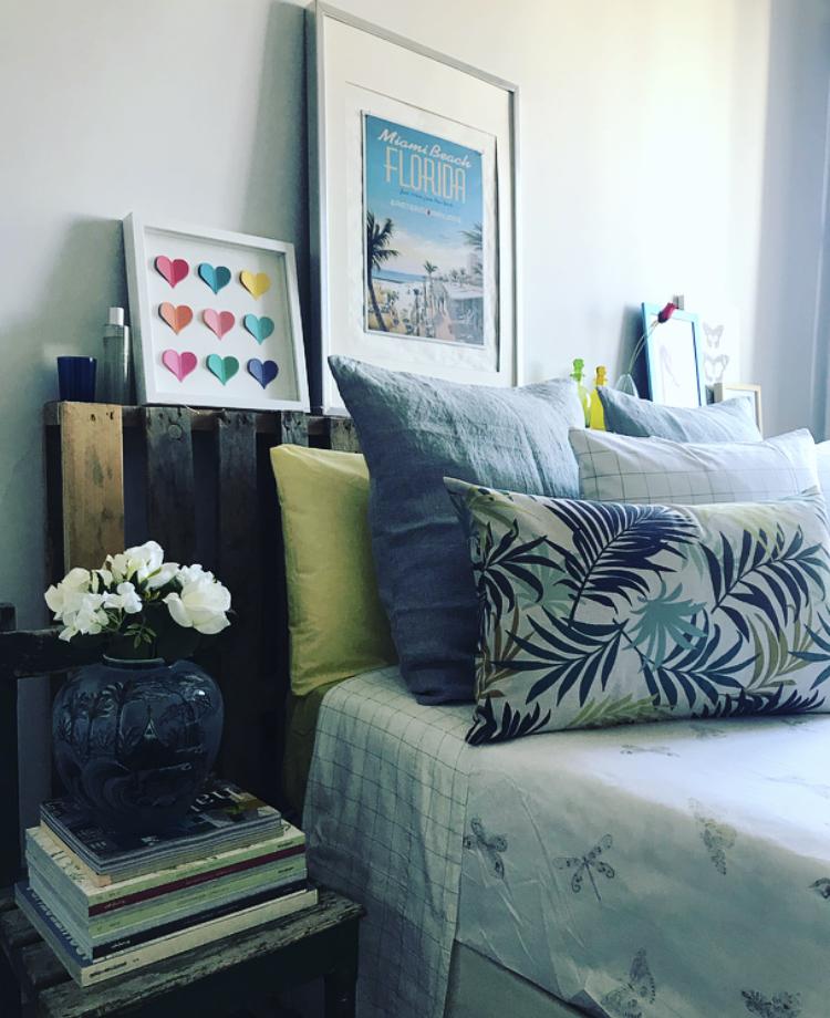 Coordinación en tu dormitorio