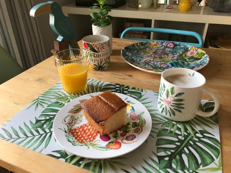 Desayunos veraniegos