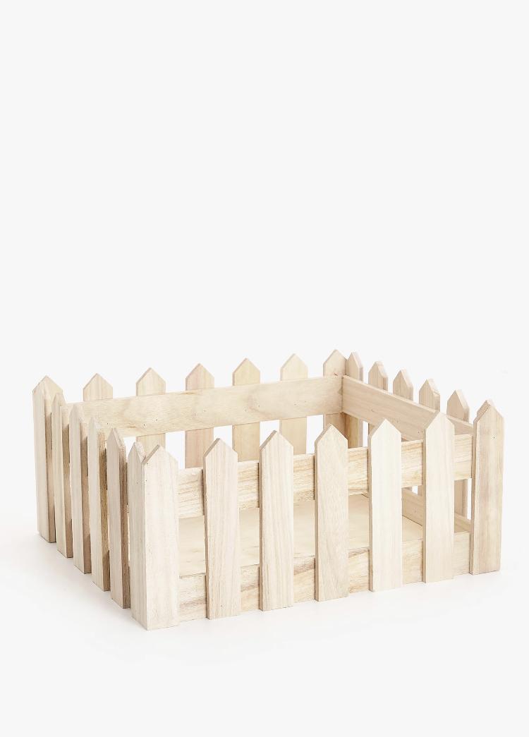 Caja Estructura Madera de Zara Home