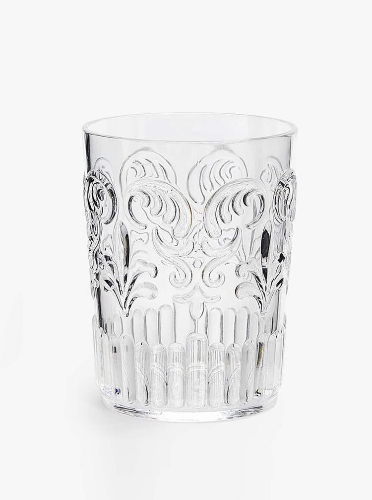 Vaso Relieve Transparente de Zara Home