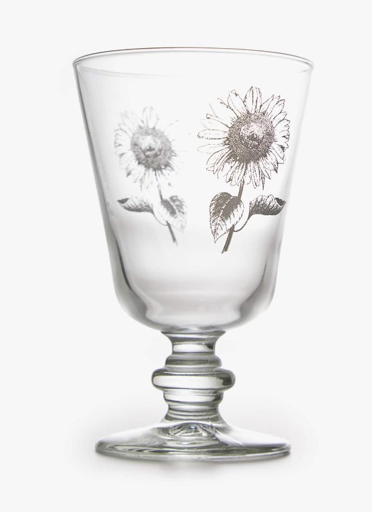 Copa Calca Floral de Zara Home