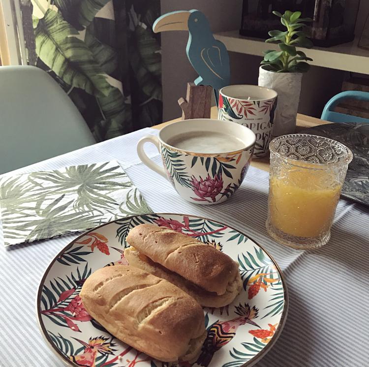 Set de Desayuno H&M Home y Zara Home