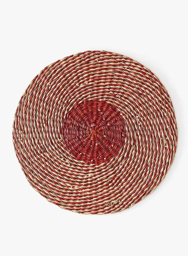 Individual Redondo Fibra de Zara Home
