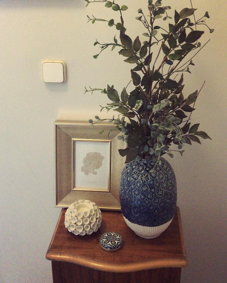 Elementos decorativos en nuestro recibidor
