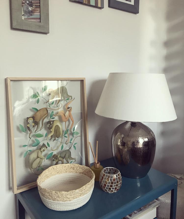 Nuestro nuevo rincón - Zara Home