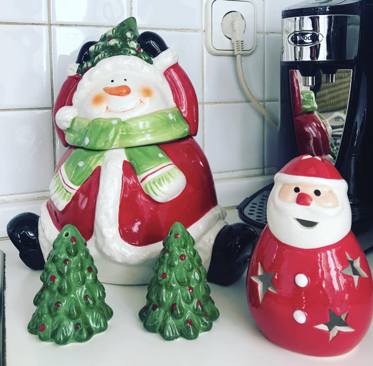 La Navidad en Nuestro Hogar - La Cocina