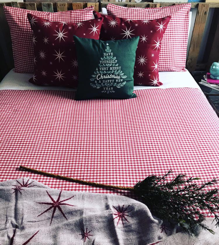 """EB693D""""La Navidad en Nuestro Hogar"""" - H&M Home"""